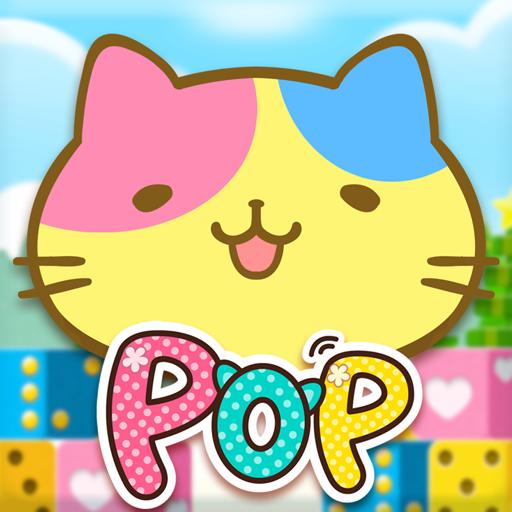 Mitchiri Neko Pop - Cat Puzzle