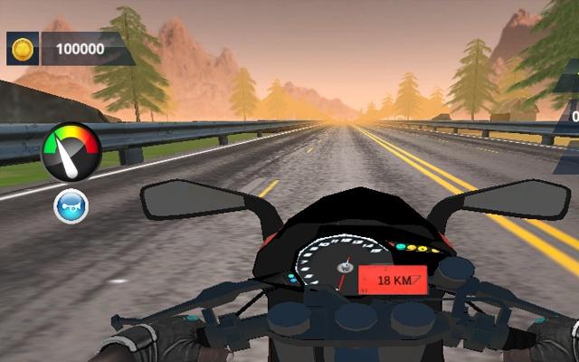 Highway Traffic Game