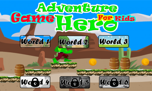 Game Hero Adventure For Kids