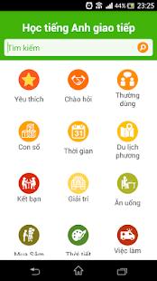 App Học Tiếng Anh Giao Tiếp APK for Windows Phone