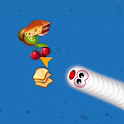 Guide worms zone Cacing io snake icon