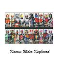 Kamen Rider Keyboard icon