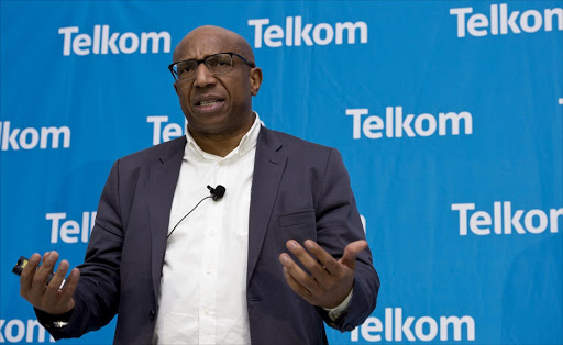 Telkom CEO Sipho Maseko has said the company would consider spinning off its property assets. Picture: MARTIN RHODES