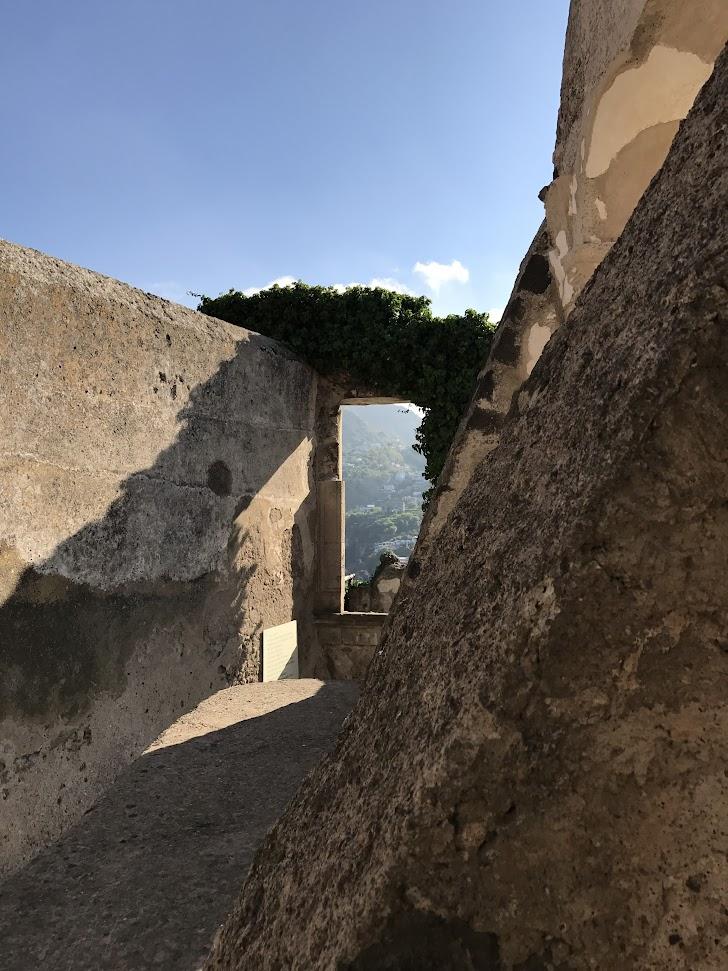 Vue depuis le Castello