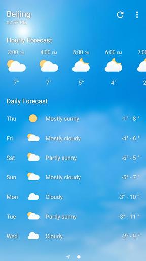 Weather Forecast screenshot 5