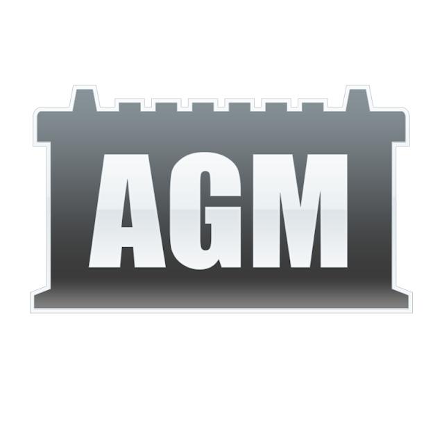 Batteriexpressen - AGM
