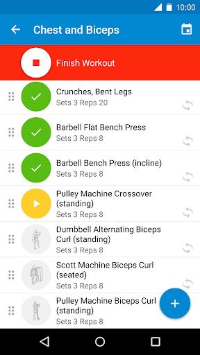GymRun Fitness Workout Logbook FULL v3.0.1 [Unlocked]