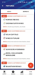 IPL 2020 – IPL WATCH LIVE & Cricket Live Score 2