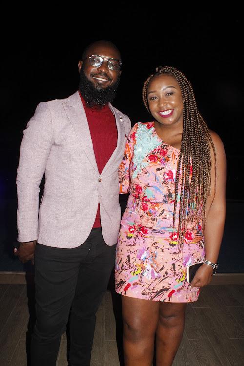 Betty Kyallo and Nick Ndeda