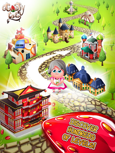 Tasty Tale: puzzle cooking game apkpoly screenshots 19