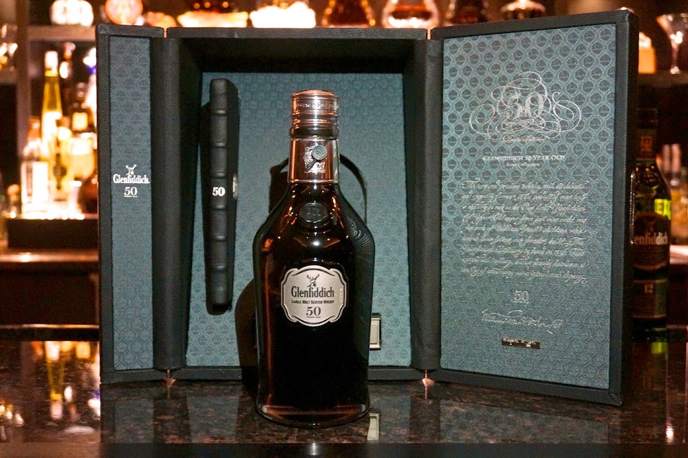 most-expensive-alcohol-liquors-Glenfiddich_50-Year-Old_Single_Malt_Scotch_Whisky