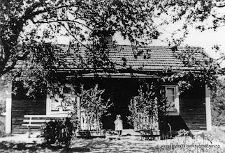 Photo: Ingelsgruvan-Gamla Gruvfogdebostaden-Vivan Björkman 1940