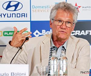 Laszlo Bölöni attend avec impatience des nouvelles de son capitaine