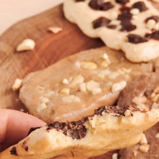 LCHF protein bars (homemade Quest bars).