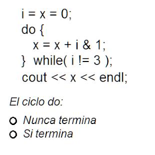 Cuestionario de Programación - náhled