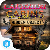 Hidden Object Lakeside Cabin