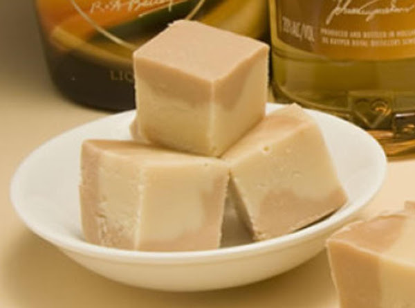 Bailey's Irish Coffee Cream Fudge Recipe