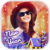 New Year Camera - Live Video and Selfie Effects