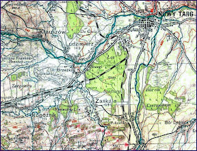 Photo: Mapa 1934 r.