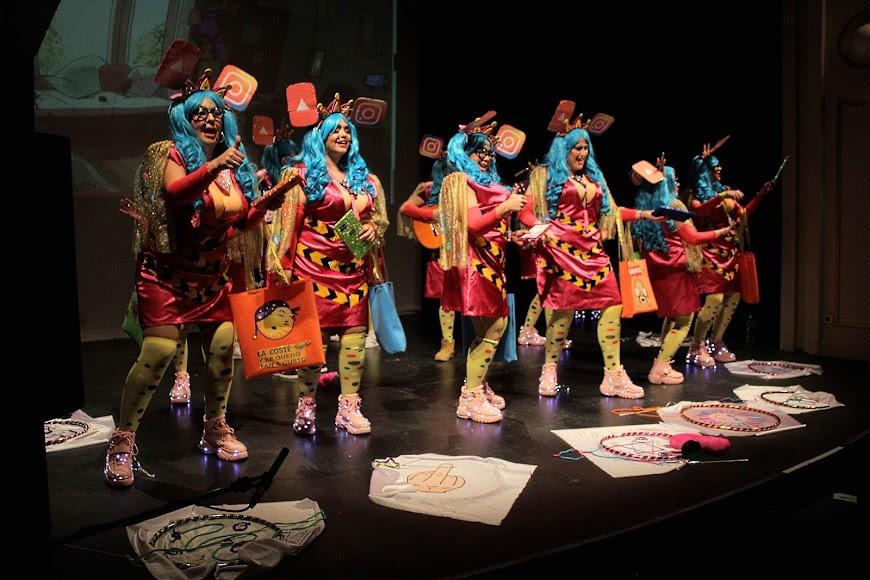 3º Cuartos de Final del Carnaval de Almería.