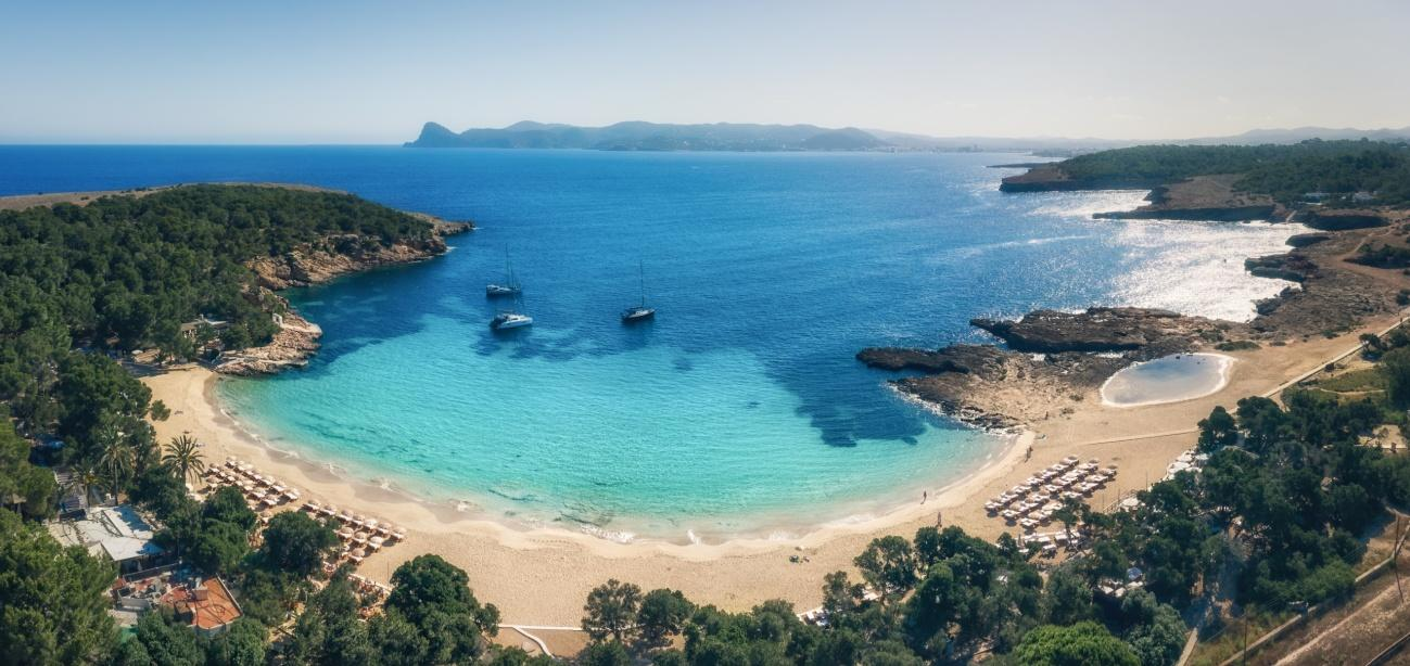 Playa Cala Conta (Ibiza)