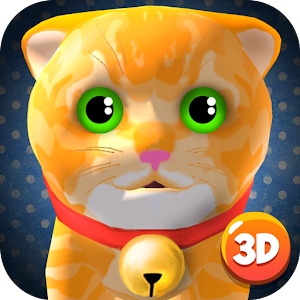 Cute Home Cat Simulator 3D for PC and MAC