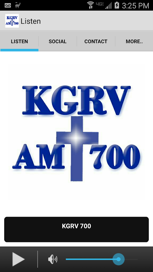 KGRV 700- screenshot