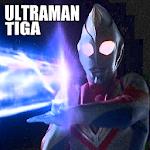 Hint Ultraman Tiga Icon