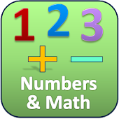 Preschool kids : Number & Math