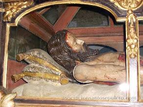 Photo: Cristo articulado. Cofradía de Jesús Nazareno (Sahagún)