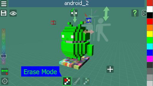 Art-o-cubes screenshot 2