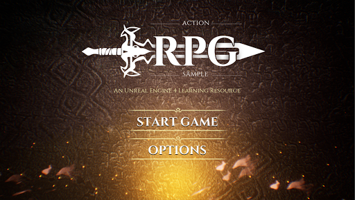 Action RPG Game Sample 1.0 screenshots 1