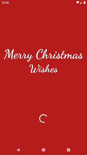 Christmas Wishes for Family and Friends screenshot 1