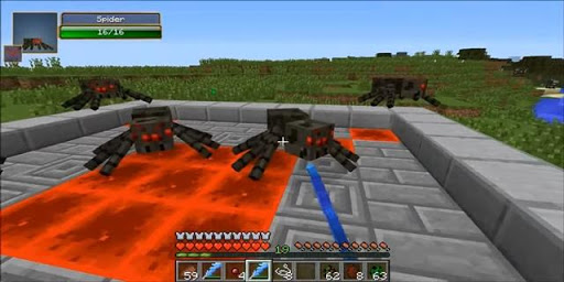 Sword Mod for Minecraft PE 1.03 screenshots 2