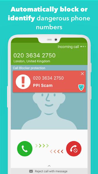 Call Blocker - Block & report unwanted calls