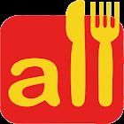 ALLFood - доставки еды по городу icon