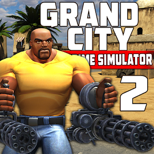 Grand City Crime Simulator 2 for PC and MAC