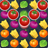 Kitchen Frenzy Match 3 Game icon