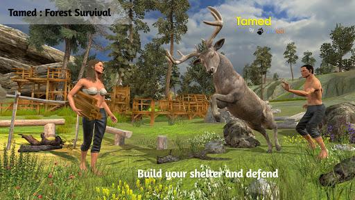 Tamed : Forest Survival 1.0 screenshots 2