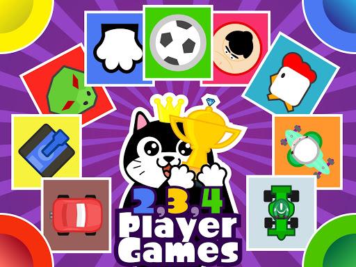 Jeux pour 2 3 à 4 Joueurs  captures d'écran 6