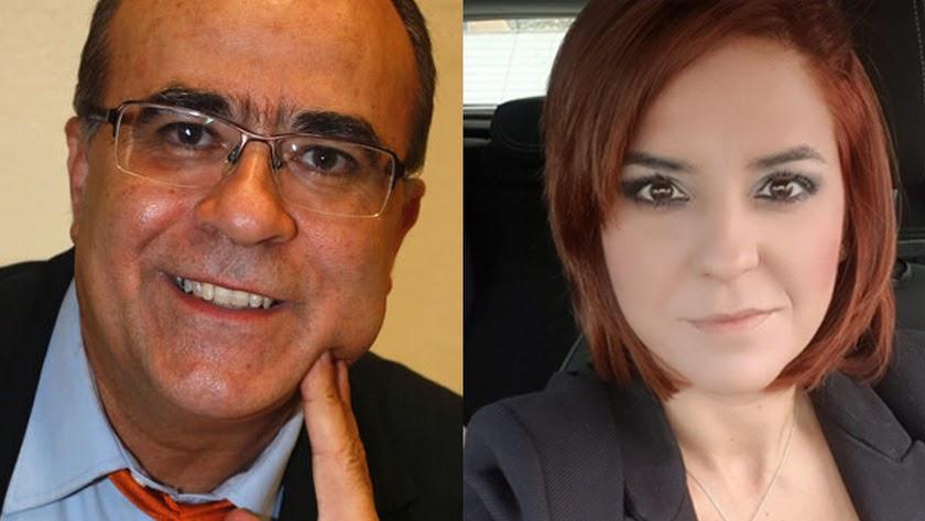 Antonio Torres y María Ángeles Camacho.