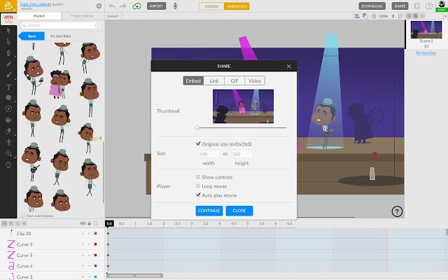 Animatron Video Maker - Chrome Web Store