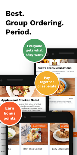 ClusterTruck: Food Delivery 1.20.0 Screenshots 4