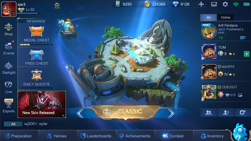 Mobile Legends: Bang Bang 1.4.37.4723 screenshots 8