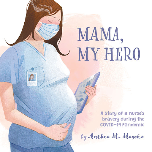Mama, My Hero cover