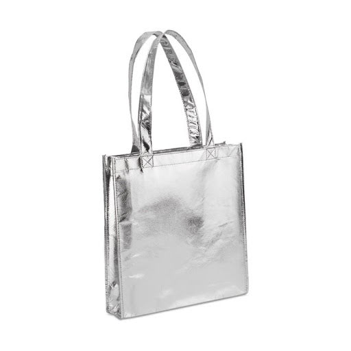 Metallic Tote Bags for Promotional Printing