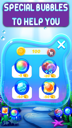 Ocean Bubble Shooter: Puzzle Smashing Friends 0.0.42 screenshots 17