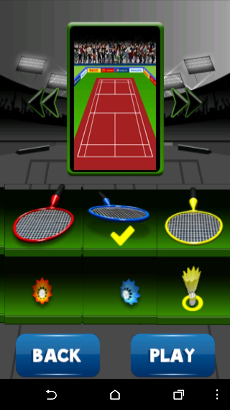 Скриншот Чемпион Бадминтон