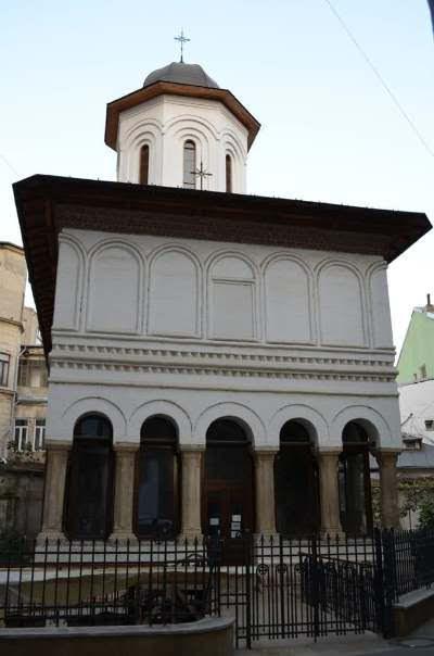 Doamnei Church