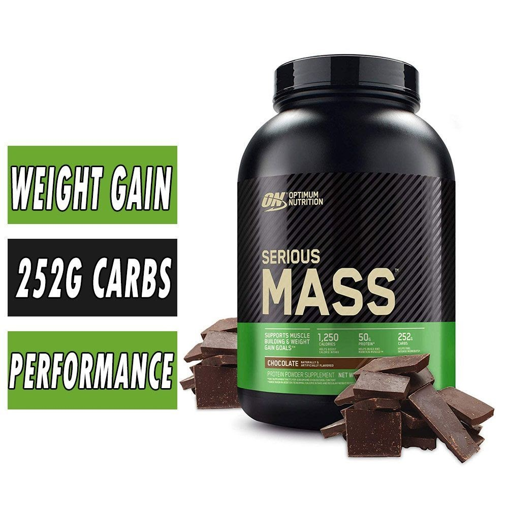 top quality healthy proteins after that look no further than Serious Mass by Optimum Nutrition